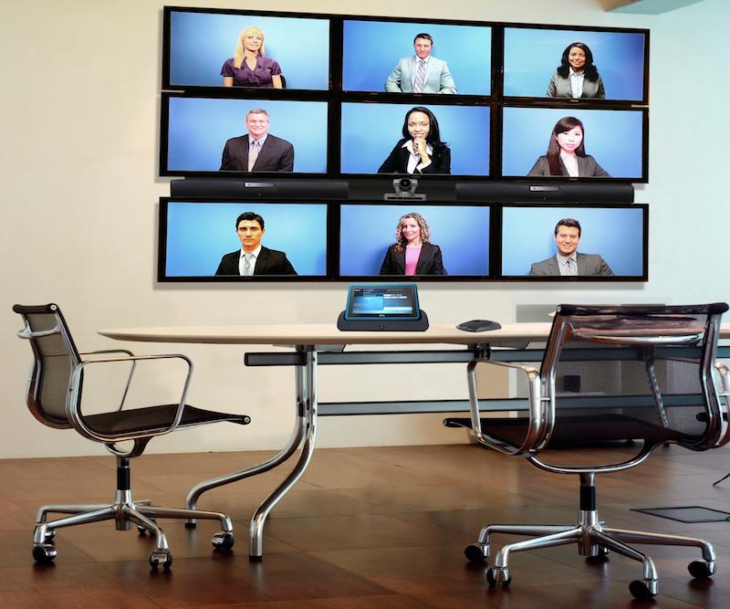 сервис видеоконференции для компаний